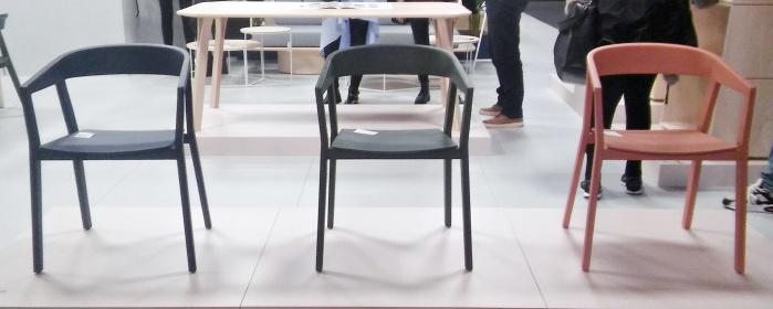 gir stolice stand sajam namestaja enterijer