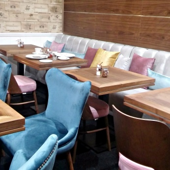 uniondrvo hotelski program restoran bar hotel namestaj enterijer dizajn