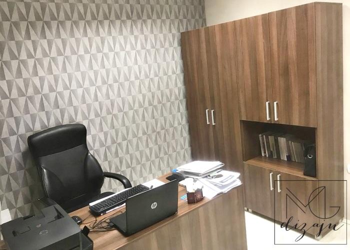 advokatska kancelarija enterijer izvedeno stanje amg dizajn