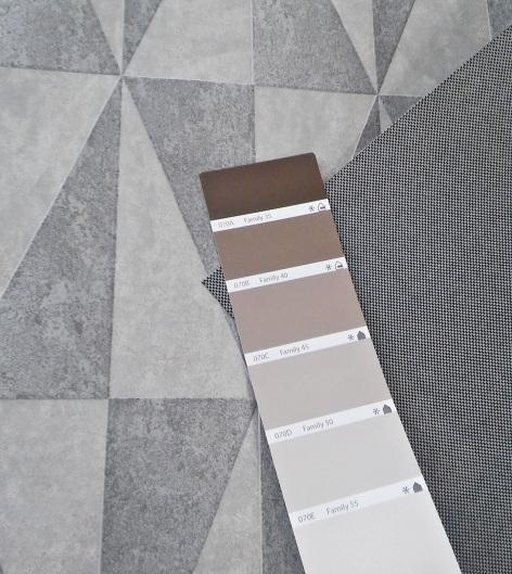 odabir tapeta boja i materijala enterijer