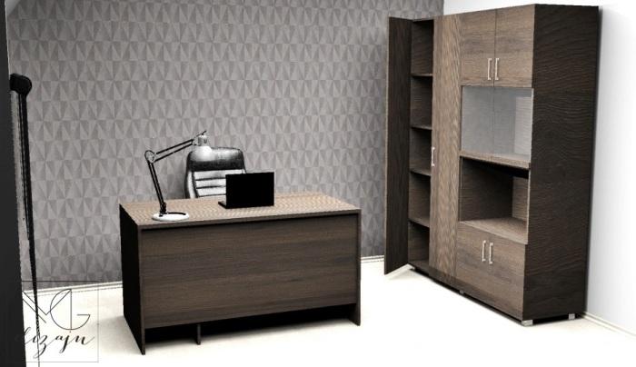 render 3d enterijer advokatska kancelarija dizajn amg dizajn